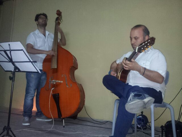 Modern guitar duo - con Pierluigi Abate