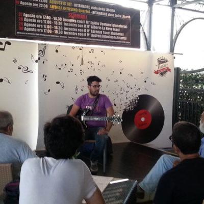 Seminario Chitarra Jazz - Prajazz 2015