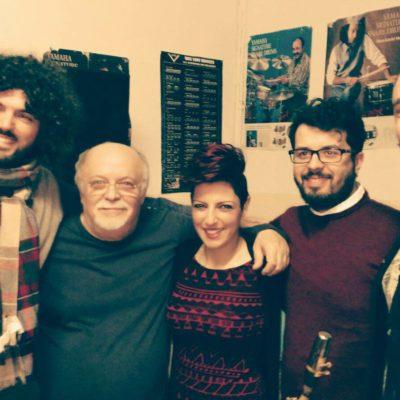 Gruppo musicale del Seminario di Ellade Bandini