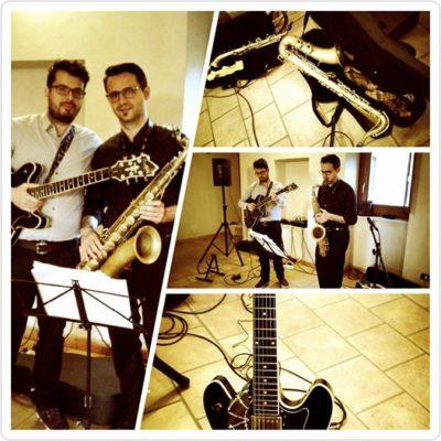 Andrea Infusino e M Danilo Guido duo