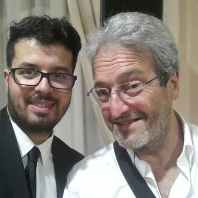 Andrea Infusino e M Carlo Mercuri