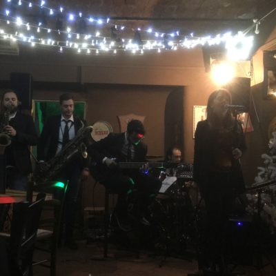 Saxobar Live! @ GianPub