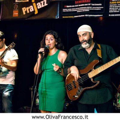 Velia Ricciardi quartet
