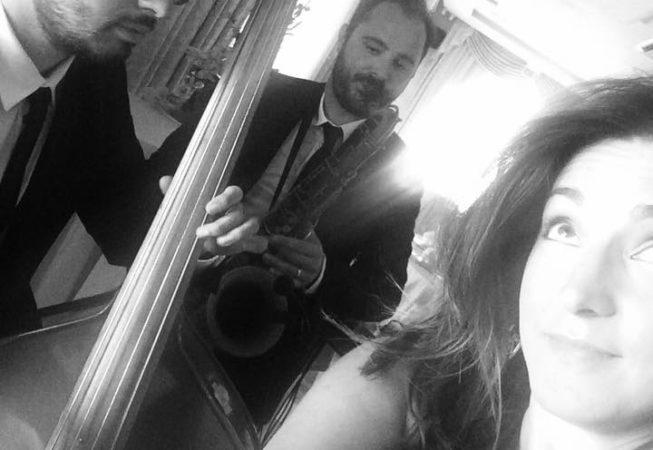 Wedding with Anna e i Saxobar (Sax: M Marco Rossin)