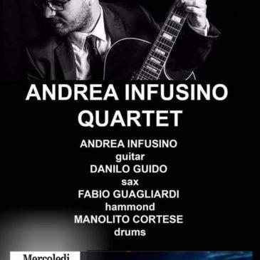 Andrea Infusino group live @ Lamezia Jazz