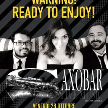 SaxoBar live 28.10.2016