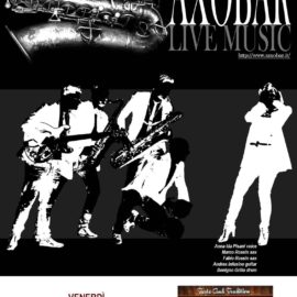 Andrea Infusino & Saxobar Live 16.12.2016