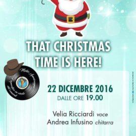 Velia Ricciardi & Andrea Infusino live duo