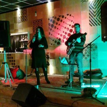 Velia Ricciardi & Andrea Infusino live @ Palco – cosenza