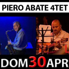 Andrea Infusino & Piero Abate 4tet @ La Sosta