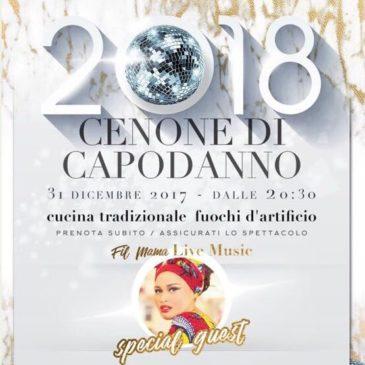 Live Music Capodanno in Calabria 2018 al Mirabeau Park Hotel