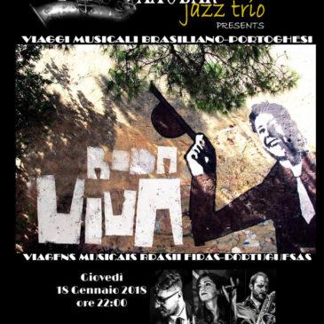 Saxobar Jazz Trio @ Room21