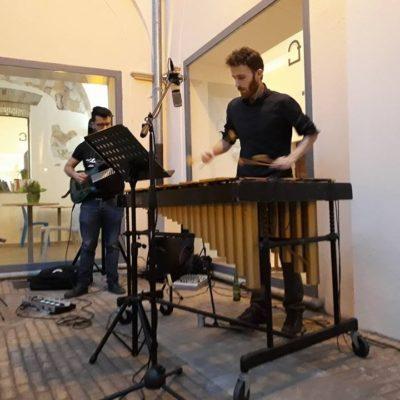 Con Dario Mulonia per JazzVibes