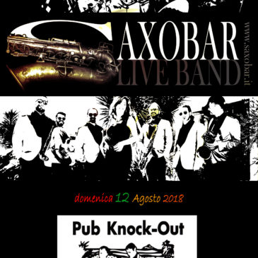 Saxobar @ Knock-out Diamante