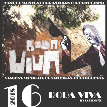 Rodaviva: concerto al LAB Center 16/09/2018