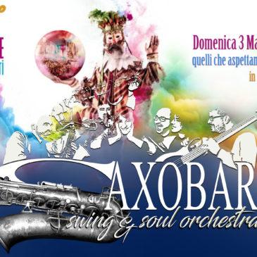 Saxobar al Carnevale di Castrovillari