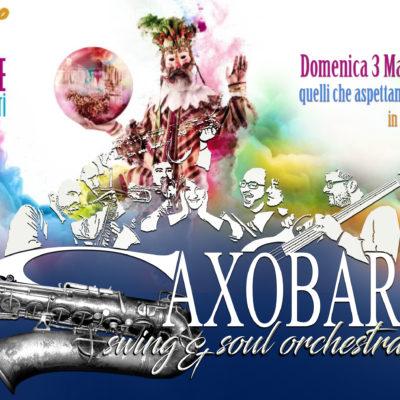 Saxobar al Carnevale di Castrovillari 2019