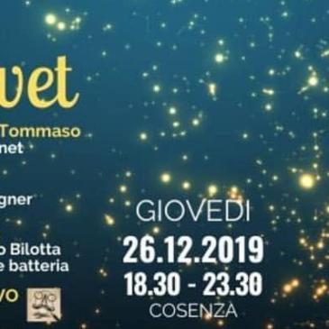 Andrea Infusino Jazz Trio @ Blue Velvet