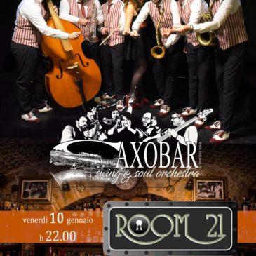 Con i Saxobar @ Room21, Soverato