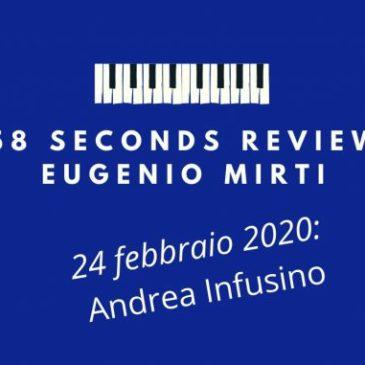 Amarene nere su 58 seconds review di Eugenio Mirti